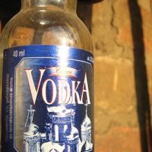 Vodka Drink