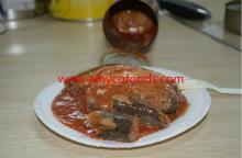 425g canned mackerel HGT in tomato sauce