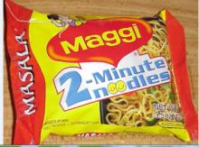 maggi instant noodle machine
