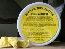 Organic Unrefined Shea Butter