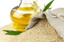 Sesame Oil / Sesame Seeds