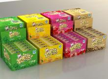 Europe Chewing Gum, Brands Of Chewing Gum, Banana Chewing Gum Etc