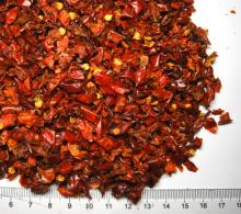dehydrated red pepper flakes/ bell pepper flakes/paprika flakes