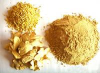 Dry Ginger Flake Granule Powder