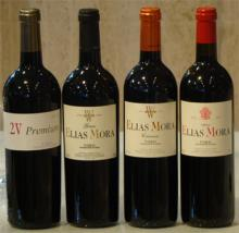 Spanish Red Wine. 3 bottles Rioja & 3 bottles Ribera del Duero.