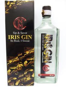 Award winning IRIS Gin