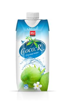 Coconut water tetra pak