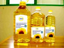 100% Refined sunflower oil (Canadian & Ukrainian, other Origins) ////