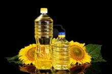 Clean and best Sunflower Oil