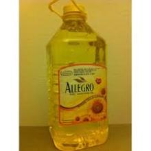 Quality Refined Sunflower Oil Packages