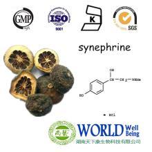 Free sample 1kg immature bitter orange extract / synephrine  98%/ synephrine  powder/Diosmin/Hesperidin