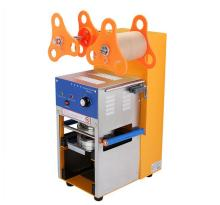 Automatic cup sealing machine for bubble tea