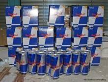 Original Red Bull Energy drinks red/blue