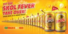 Red Stripe ,Kestrel Super,Skol Super beers for sale at affordable prices