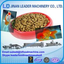 Low consumption fish feed dog food extruder manufacturing machinery