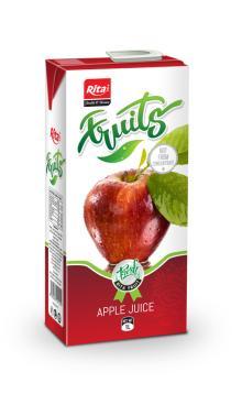 Apple juice 200ml tetra pack