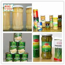 canned asparagus in high quality and great taste