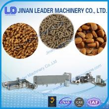 High efficiency pet  food   extrusion  machinery jinan factory