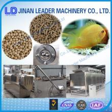 Stainless steel floating fish feed pellet machine shandong