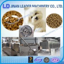 Commercial pet food extrusion machinery in Jinan city China