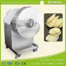 FC-582 Large Type High Capacity  Potato  Chips  Cutter  , potato  cutting machine slicing machine