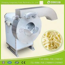 FC-502 potato chips french fries stick making cutting machine cutter slicer slicing processing machi