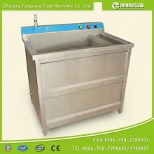 CE approval WASC-11frozen ckicken meat thawing machine meat unfreezing machine