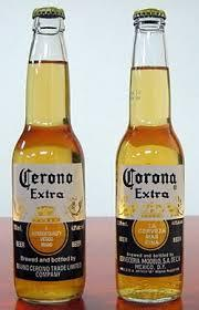 kronenbourg 33cl / 1664 blanc and blue bottle, corona beer 33cl and Quality Dutch Beer 250ml