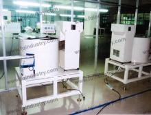 bowl feeder system with acoustic enclosures