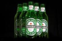 Dutch Heinekens Beer 250ml Bottles