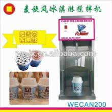 Mc flurry ice cream maker blender machine with sales