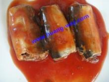 Canned Sardine in Tomato Sause