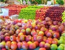 FRESH RED DELICIOUS ,ROYAL GALA APPLES