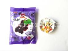 Grape Soft Candy / Fruit Soft Candy / Milk candy / Filled Candy