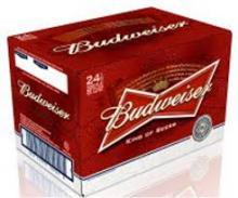 Budweiser Beer 24 x 330ml