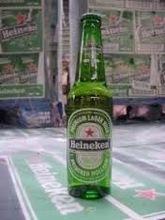 Heinekens Larger Beer in Bottles in 250ml Holland