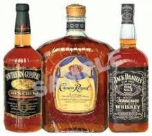Rum whiskey