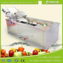 WA-1000 industrial herb  cleaning   equipment  with air bubble and high pressure water