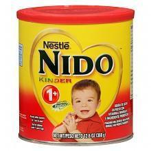 Red Cap Nido Nestle Milk Powder (Arabic Text)