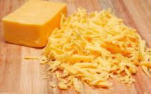 Fresh Cheddar Cheese / Mozzarella Cheese / Frozen Cheese