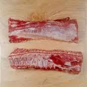 100% Top Quality Frozen Pork Loinribs, 9-12 Cm, 15 kg carton