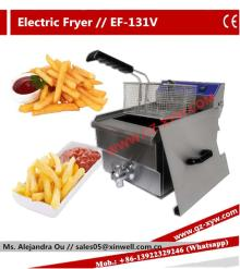 Counter Top Deep Fryer for Fast Food Restaurant