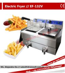 Stainless Steel Fryer for  Fast   Food   Restaurant