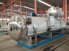 Food Processing  Water  Spray Retort  Machine  For  Pouch ed Food