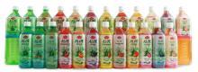 houssy 2015 hot sale aloe vera drink korea soft drinks