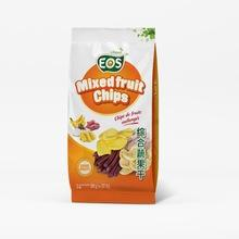 Mixed fruit chips