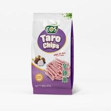 Taro dried chips
