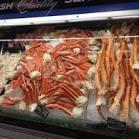SNOW AND KING CRABS
