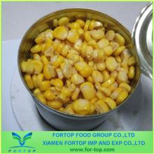 Price of Canned Sweet Corn in Vacuum Pack