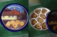 454g Danish Butter Cookies